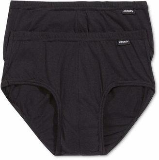Jockey Men Underwear, Elance Poco Brief 2 Pack