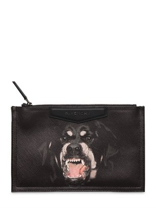 Givenchy Rottweiler Medium Pouch