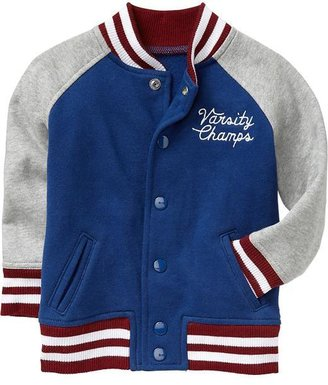 Old Navy Letterman Jackets for Baby