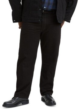Levi's Men's Big & Tall 505 Original-Fit Jeans