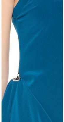 Jean Paul Gaultier One Shoulder Dress
