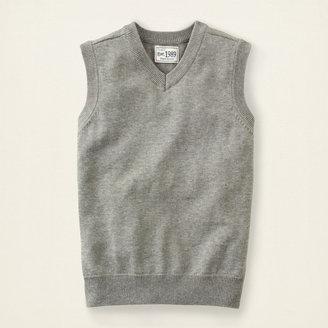 Children's Place Uniform sweater vest