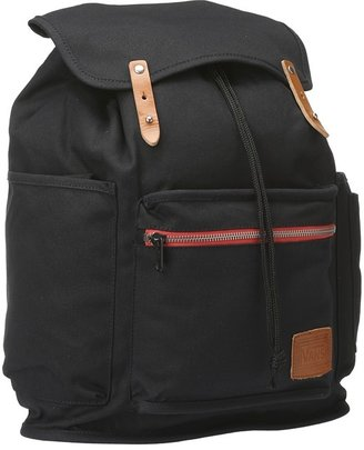 Vans Chambers Backpack (Black) - Bags and Luggage