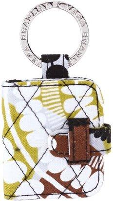 Vera Bradley Mirror Mirror Keychain (Cocoa Moss) - Accessories