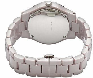 JLO by Jennifer Lopez Women's Crystal Ceramic Chronograph Watch