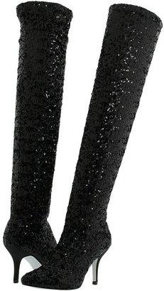 rsvp Evianna Sequin Boot