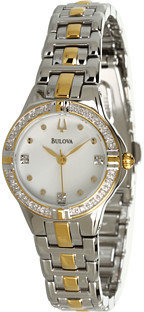 Bulova Ladies Diamond - 98R166