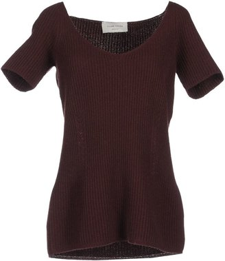 Clare Tough Short sleeve sweaters