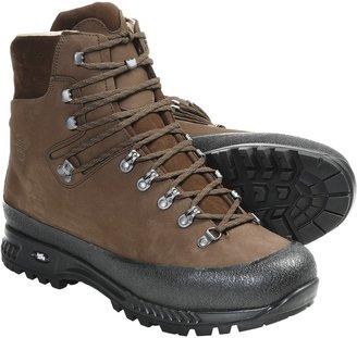 Hanwag Yukon Hiking Boots - Nubuck (For Men)