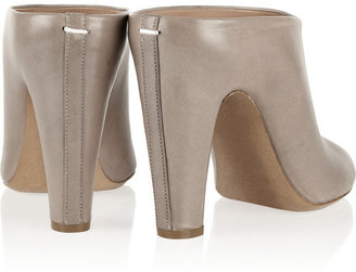 Maison Martin Margiela Leather mules