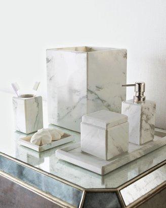Waterworks Studio Marble Vanity Accessories