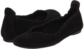 Pedro Garcia Ginny (Black Velour) - Footwear