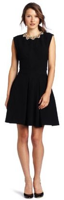 Tracy Reese Women's Necklace Frock Dress