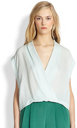 By Malene Birger Pipana Hi-Lo Blouse