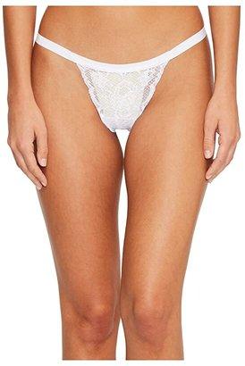 Cosabella Never Say Never Skimpie G-String (Black) Women's Underwear
