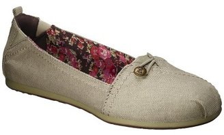 Mad Love Women's Lynn Canvas Loafers