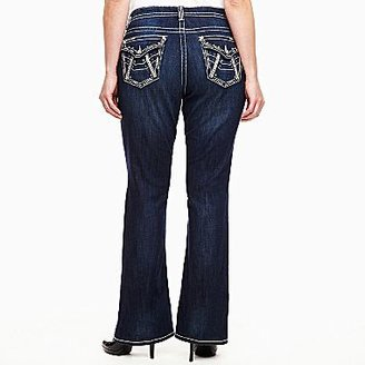 JCPenney a.n.a® Bootcut Jeans - Plus