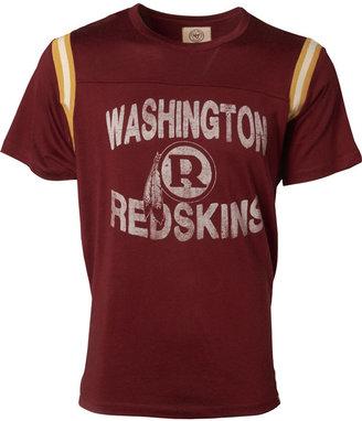 '47 Brand Men's Short-Sleeve Washington Redskins First String T-Shirt $45 thestylecure.com