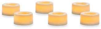 Bed Bath & Beyond Candle Impressions 6-Pack Flameless Smooth Mini Votive Candles