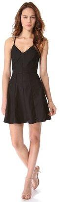 Parker Juliet Flared Mini Dress