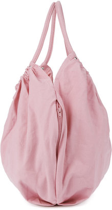 American Apparel Cotton Canvas LA-Z Girl Side Pocket Bag