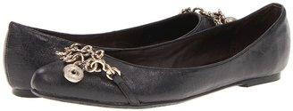 Calvin Klein Jeans Rhiah (Black Smooth) - Footwear