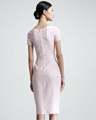 Missoni V-Neck Empire-Waist Dress