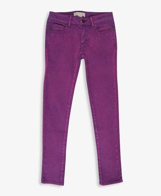 Forever 21 girls Mineral Wash Skinny Jeans