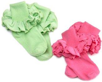 Jefferies Socks Big Girls' Misty 3-Pack