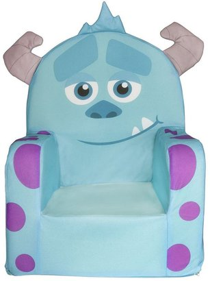 Disney pixar monster's inc. marshmallow foam chair by spin master