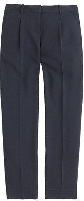 J.Crew Collection drapey crepe pant