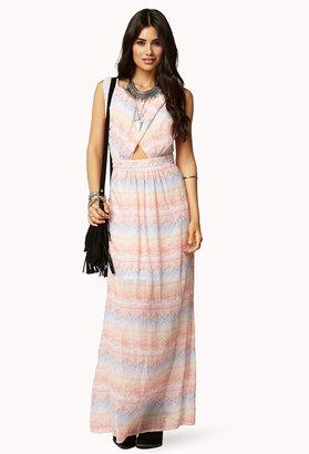 Forever 21 Sugar Town Maxi Dress