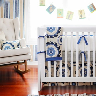 Dakota Baby Three Piece Baby Bedding