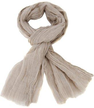 Dolce & Gabbana crinkled scarf