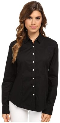 Dockers Misses The Tailored Stretch Shirt $40 thestylecure.com