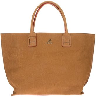 Hogan 'Coloured Edge Tote Shopper'
