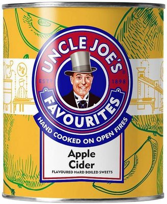 Joe's Jeans Unspecified Uncle Joes Apple Cider Sweets 120G