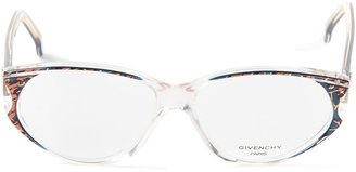 Givenchy Pre Owned Patterned Glasses