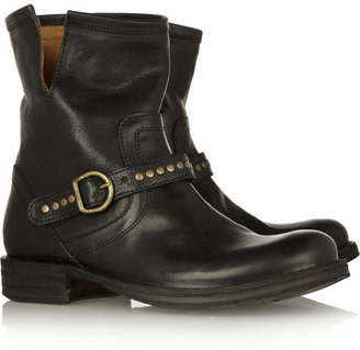 Fiorentini+Baker Fiorentini & Baker Elis leather ankle boots