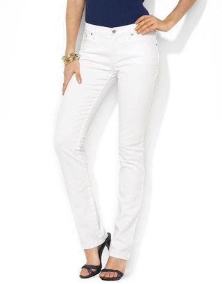 Lauren Ralph Lauren Slimming Modern Skinny Jean