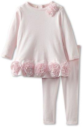 Biscotti Couture Cutie Infant Dress Legging (Infant) (Pink) - Apparel