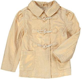 Gymboree Sparkle Sheared Corduroy Jacket