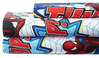Spiderman Marvel Sheet Set