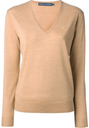Ralph Lauren Blue Label v-neck sweater