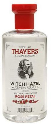 Thayers Alcohol-Free Witch Hazel Organic Aloe Vera Formula Toner Rose Petal $10.95 thestylecure.com