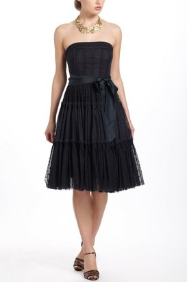Anthropologie Ypres Tulle Dress