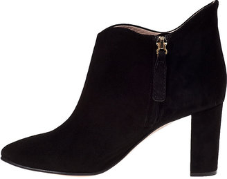 Chloé CH21111 Ankle Boot Black Suede