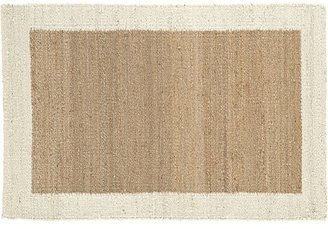 Crate & Barrel Andhra Natural Rug