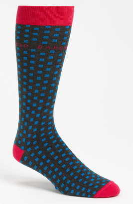 Ted Baker 'Small Square' Socks