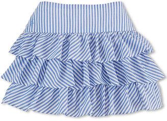 Ralph Lauren Polo Girls' Ruffle Skirt